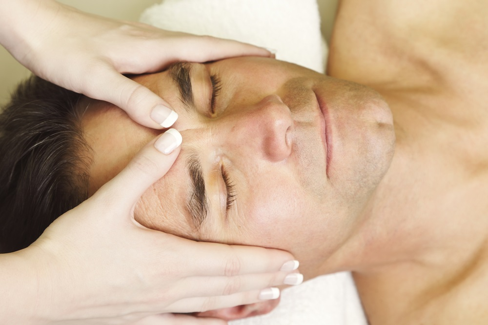 men's facial treatments at our Clerkenwell London salon